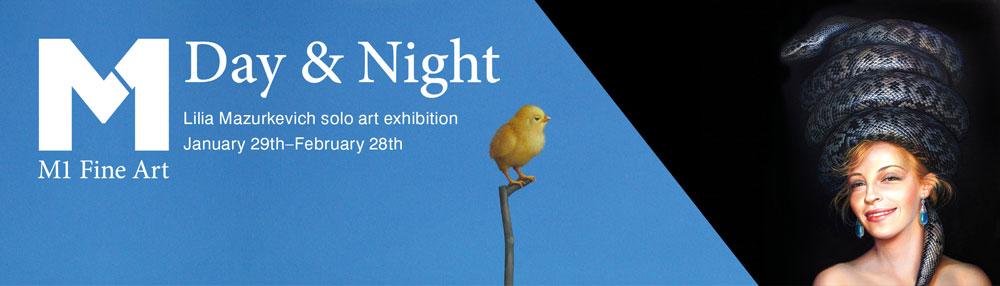 M1 fine Art Day and Night